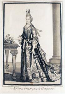 Constance de Harville, 2e marquise de Pomponne