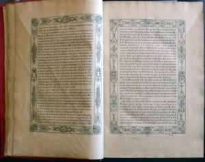 Deux pages de la préface